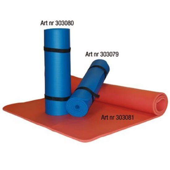 Gymnastikmatta 1820x580x15 mm