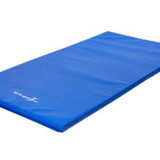 Gymnastikmatta Blå