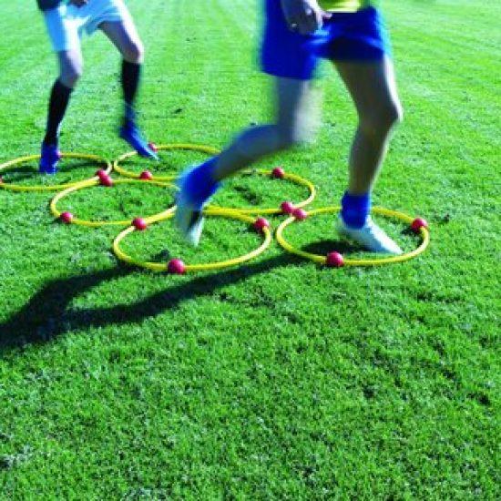 Step-träning ringar 6-p