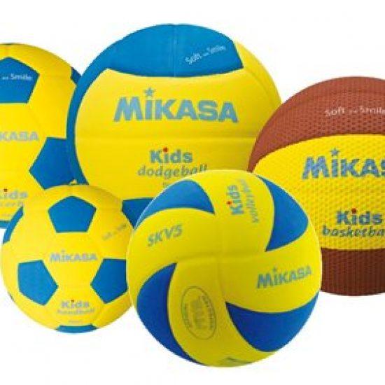 Prova-på-pkt Mikasa Kidsbollar