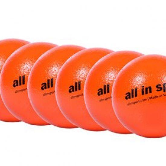 Skumplastboll COG 70 mm 6-pack