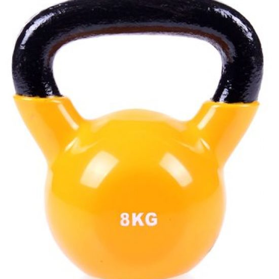 Kettlebell ALL IN SPORT Vinyl