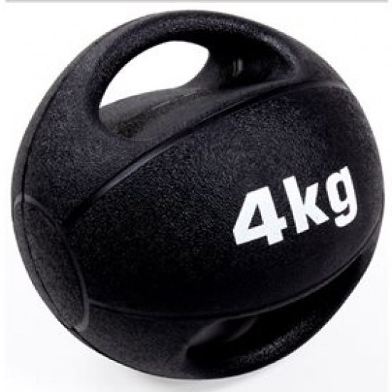 Medicinboll ALL IN SPORT Double grip