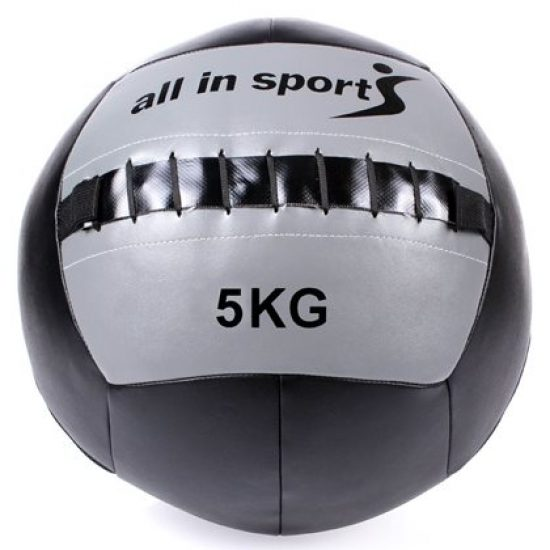 Medicinboll ALL IN SPORT Wall Ball