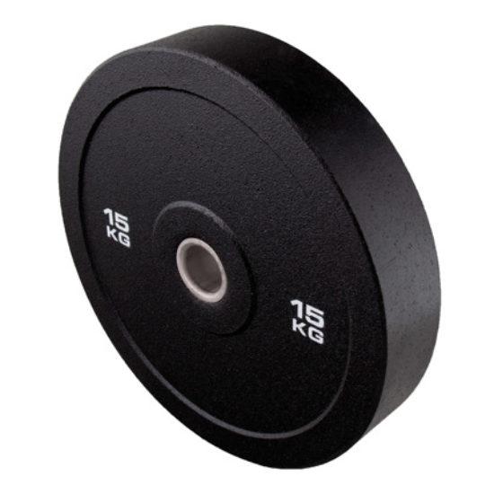 Bumper viktskiva 15 kg