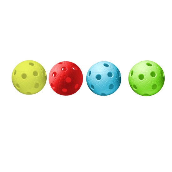 BALL CRATER 100-PACK 4 COLOURS