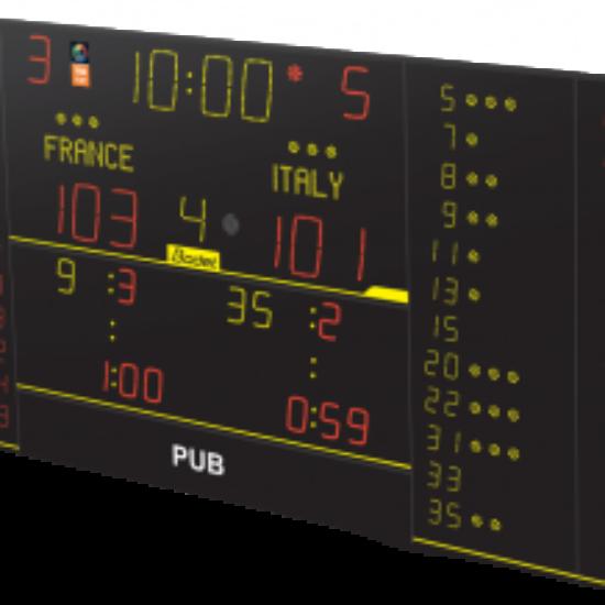 Basketboll 8NT325 Alpha FS10