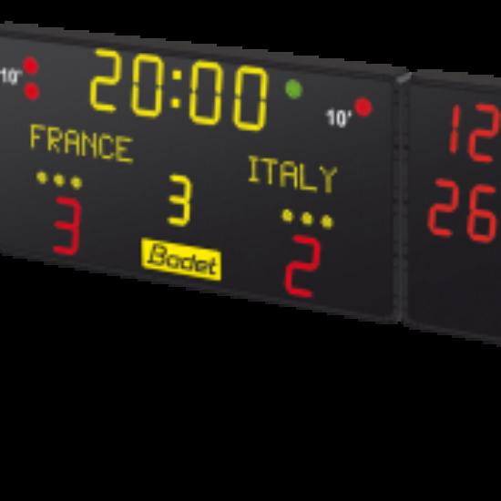 Hockey Scoreboard BTX6425 Alpha
